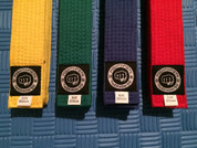 MIGHTYFIST Colour belts