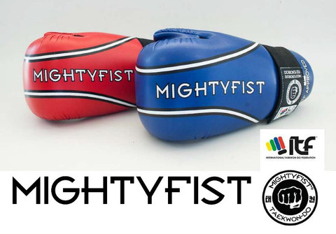 MIGHTYFIST ITF APPROVED GLOVES