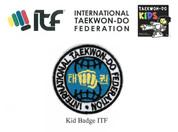 ITF Kids Development Programme mini ITF badge