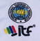 ITF logo - embroidered
