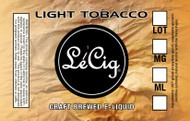 US Made Tobacco Light