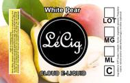 Le Cloud White Pear