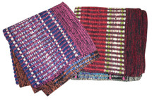 "Western Cloth ""Crazy Weave"""