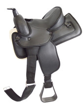 Status Synthetic Childs Western Saddle