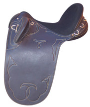 Status Synthetic Stock Saddle