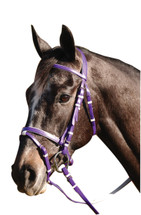 Hanovarian PVC Eventing Bridle