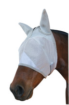 Soft Mesh Fly Mask With Ears