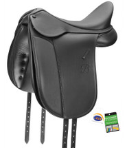 Bates Show Plus Saddle With Cair