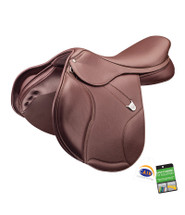 Bates Elevation Plus Jumping Saddle