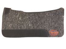 Newmarket's Calgary Pure Wool Felt Pad With Leather