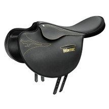 Wintec Exercise Saddle - WEXFFTLPXXBLK46