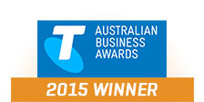 Bulk Nutrients took out the 2015 Medium Business of the year at the Telstra Business Awards