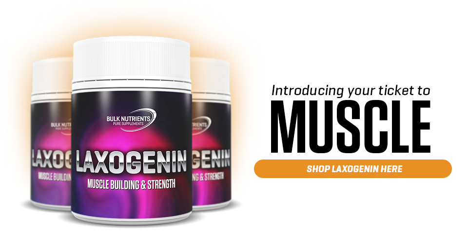 Laxogenin now available