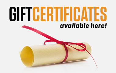 Gift Certificates available from Bulk Nutrients
