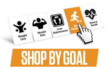 Bulk Nutrients' Shop by Goal Page