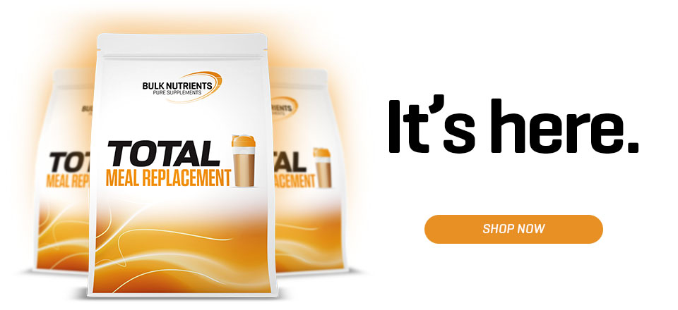 Your Total Meal Replacement is here!