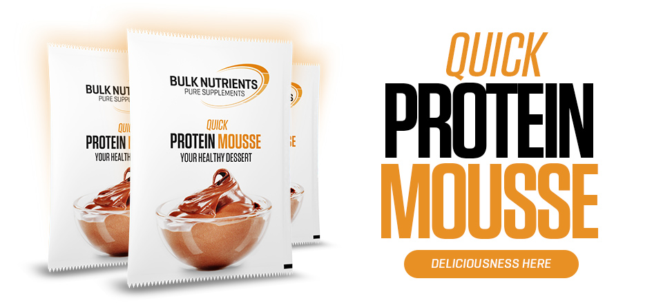 This is not a drill, Protein Mousse is here!