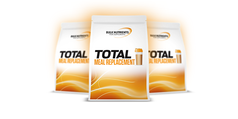 Total Meal Replacement - Real nutrition for active people!