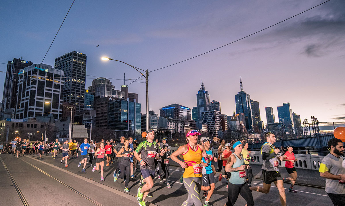 Sole Motive organise some of the most scenic fun runs and half marathons in Australia