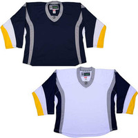 NHL Uncrested Replica Jersey DJ300 - Buffalo Sabres