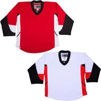 NHL Uncrested Replica Jersey DJ300 - Ottawa