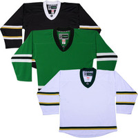 NHL Uncrested Replica Jersey DJ300 - Dallas Stars