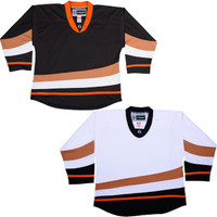 NHL Uncrested Replica Jersey DJ300 - Anaheim Ducks