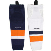 Tron SK300 Dry Fit Hockey Socks - New York Islanders