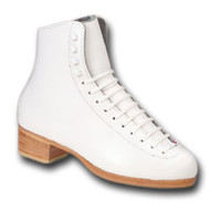Riedell 55 White Boot AA Width