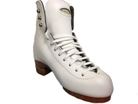 Riedell 98 White Boot Medium