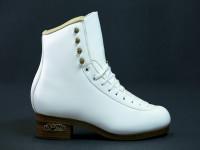 SP Teri Super Teri Women's White Boots Width AA