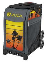 Zuca Wheeled Bag - insert only - Tropical Sunset