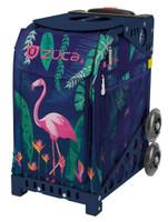 Zuca Wheeled Bag - insert only - Flamingo