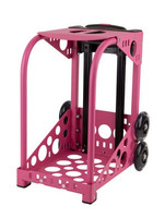 Zuca Sport Frame - Pink with Flashing Wheels