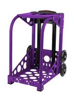 Zuca Sport Frame - Purple with Flashing Wheels