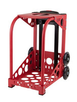 Zuca Sport Frame - Red with Flashing Wheels