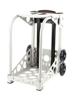 Zuca Sport Frame - White with Flashing Wheels