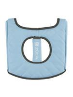 Zuca Gray/Gloss Seat Cushion