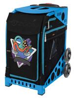 Zuca Wheeled Bag - insert only - Kickflip