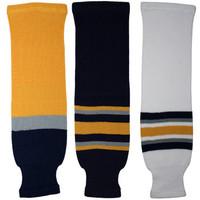 Tron SK200 Knit Hockey Socks - Buffalo Sabres