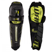 Warrior Alpha QX Senior Hockey Shin Guard