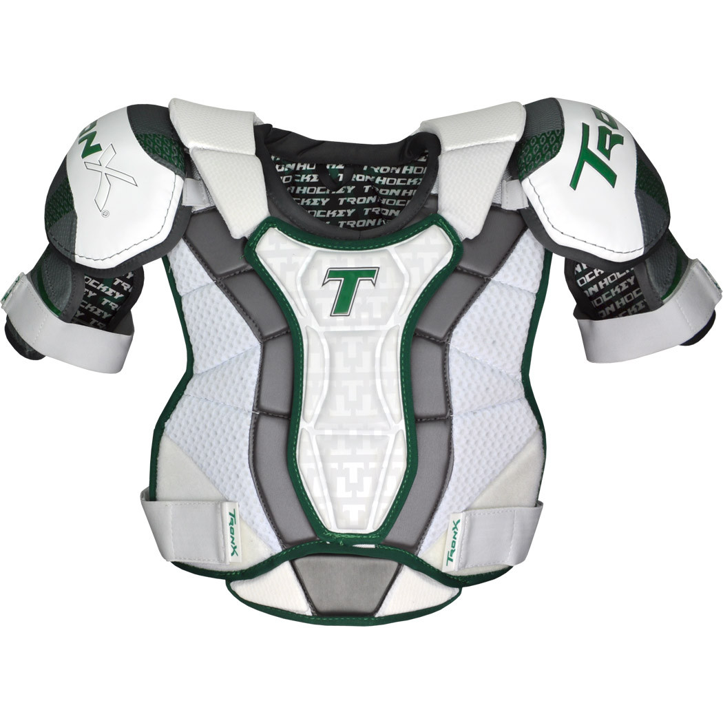 5aaa9c00d43 Tronx velocity senior hockey shoulder pads usa skates inc jpg 1050x1050 Ice hockey  shoulder protector