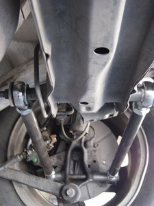 91-96 Ford Escort Rally version control arms