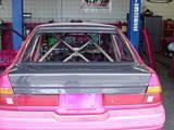91-96 Ford Escort Fiberglass Hatch