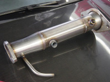 2013-2015 Hyundai Veloster Turbo Stainless Downpipe without Converter