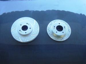 2012-2018 Hyundai Veloster and Veloster Turbo Performance Rotors