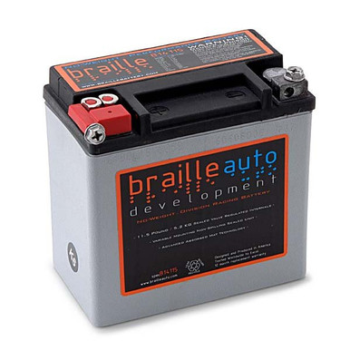 Braille B14115 11.5lb Race/Daily Battery