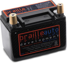 Braille Carbon Battery