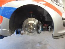 Piercemotorsports Veloster Wilwood Big Brake Kit