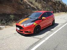 Piercemotorsports Fiesta ST Street Car